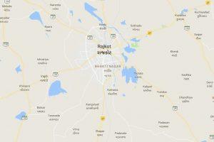 Rajkot-Map