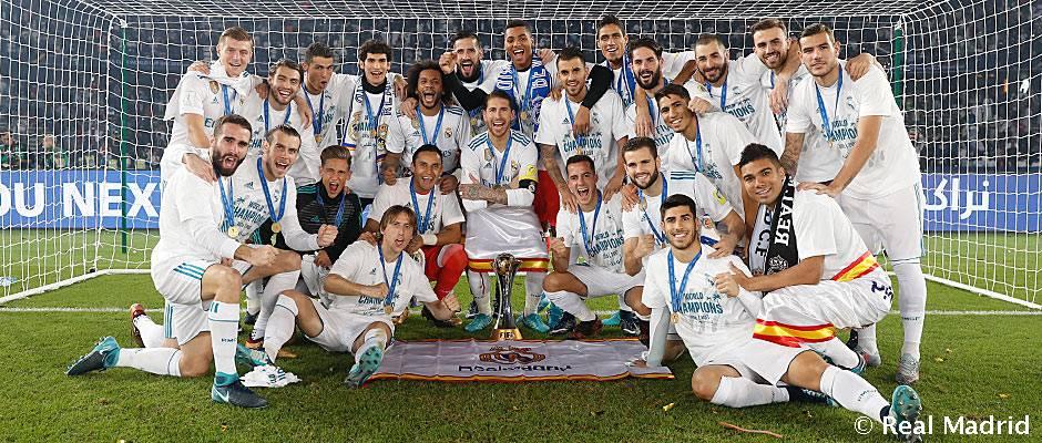 فوٹو : www.realmadrid.com