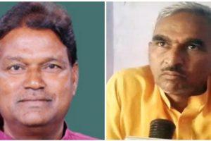 روندر کشواہ (بائیں) اور سریندر سنگھ (بائیں)، (فوٹو بشکریہ : Loksabha.nic.in اور اے این آئی)