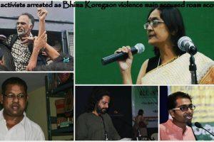 HumanRightsActivist_BhimaKoregaon
