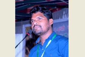سماجی کارکن سریش ارانو۔ (فوٹو بشکریہ : فیس بک)