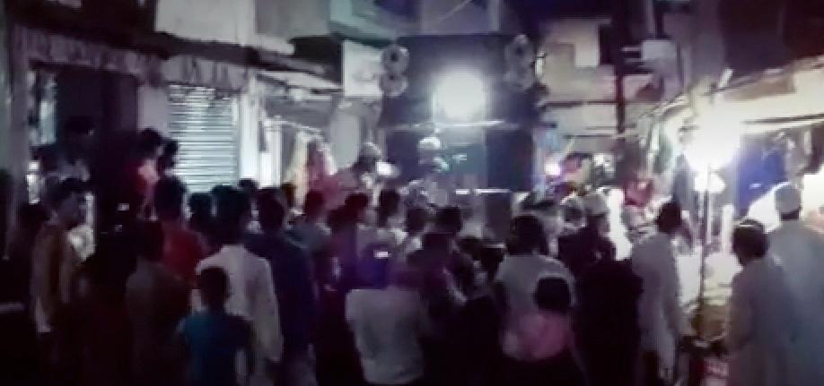 وائرل ویڈیو کا اسکرین شاٹ : یوٹیوب