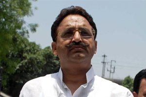 اتّر پردیش کے مئو سے بی ایس پی ایم ایل اے اور مافیا مختار انصاری۔ (فوٹو بشکریہ : www.thebhojpuri.com )