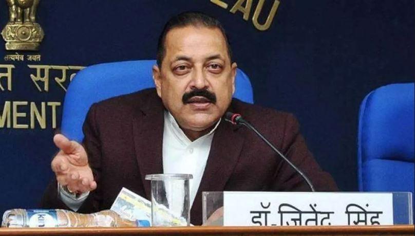 مرکزی وزیر جتیندر سنگھ/ فوٹو: پی ٹی آئی