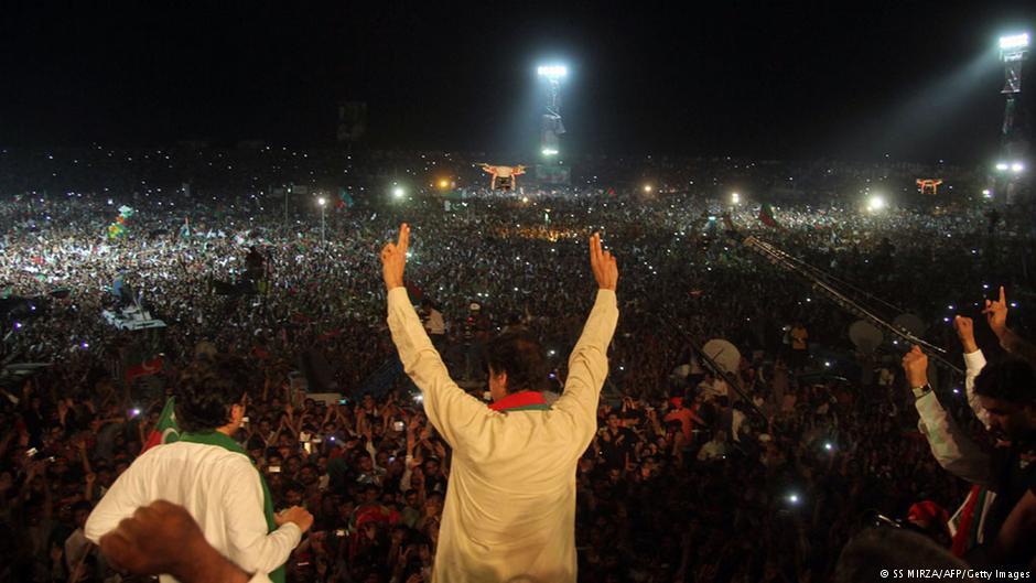 imran khan DW urdu