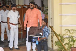 File Photo - 2016 - Budget Session of Bihar Legislative Council - 1