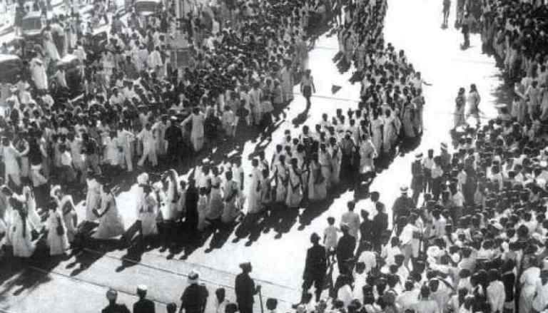 آسام تحریک (فوٹو بشکریہ : وکپیڈیا)