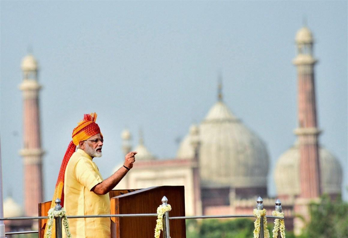 وزیر اعظم نریندر مودی (فائل فوٹو : پی ٹی آئی)