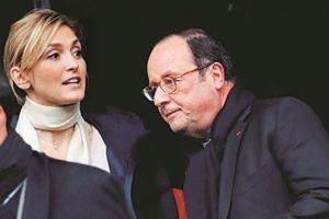رافیل سودے کے وقت کے فرانسیسی صدر اور ان کی پارٹنر،فوٹو : رائٹرس