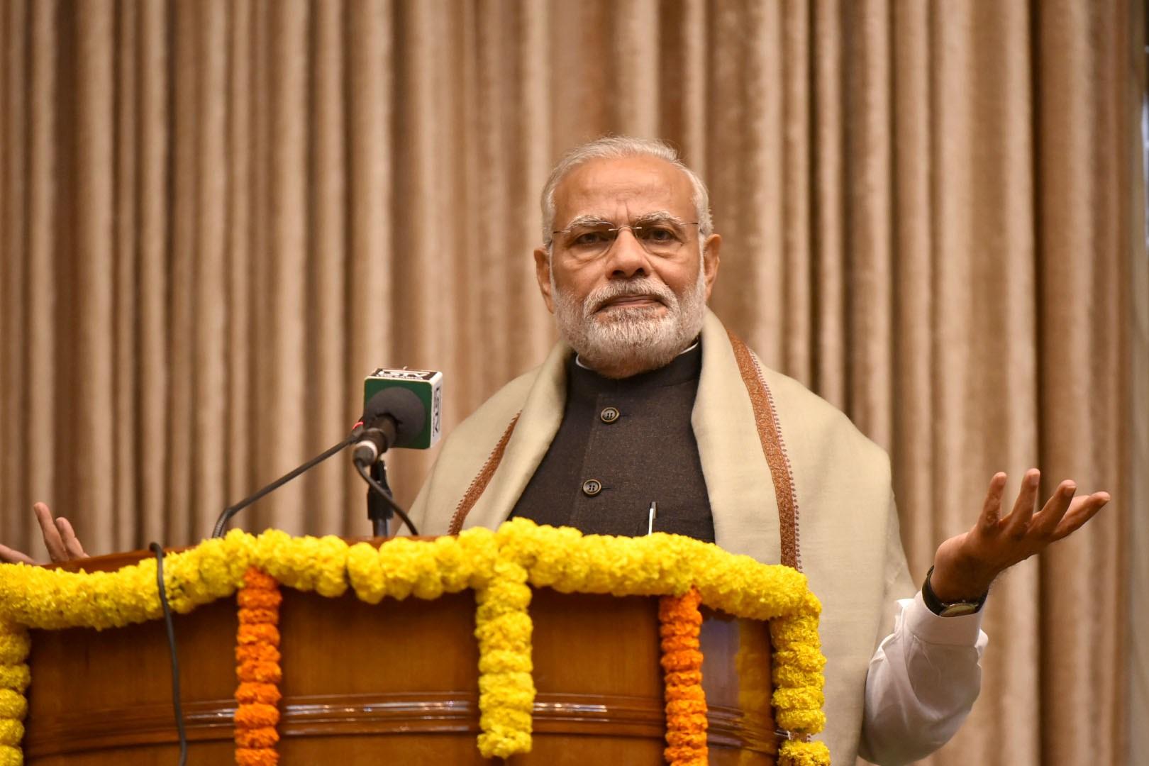 وزیر اعظم نریندر مودی(فوٹو :پی آئی بی)