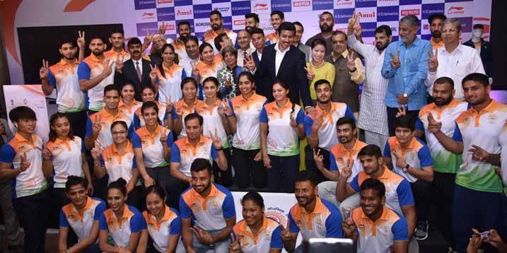 فوٹو: انڈین اولمپک ایسوسی ایشن