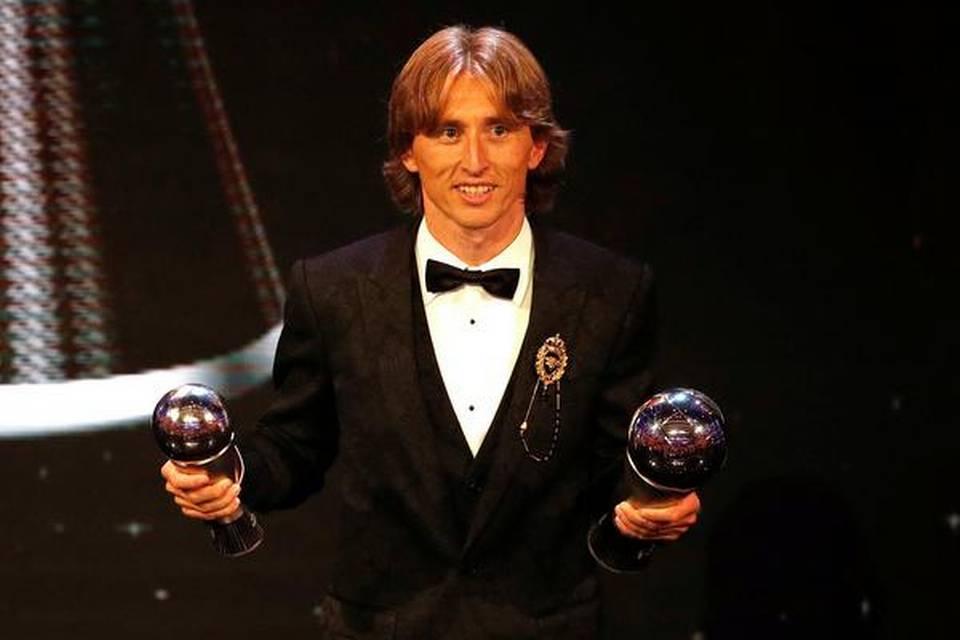 فیفا فٹبالر آف دی ایئر / فوٹو : رائٹرز