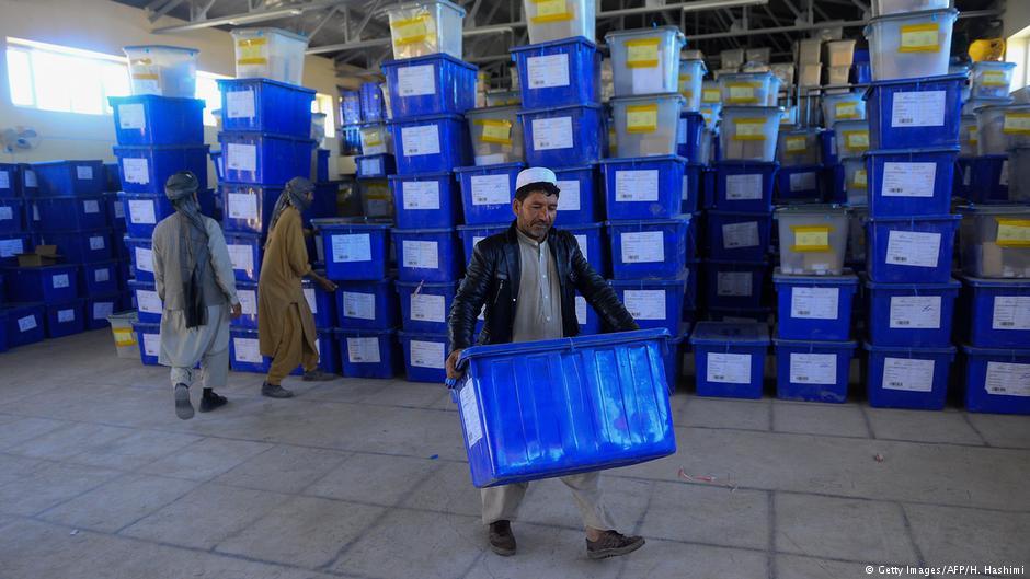 AfghanElectionWorker_DWUrdu