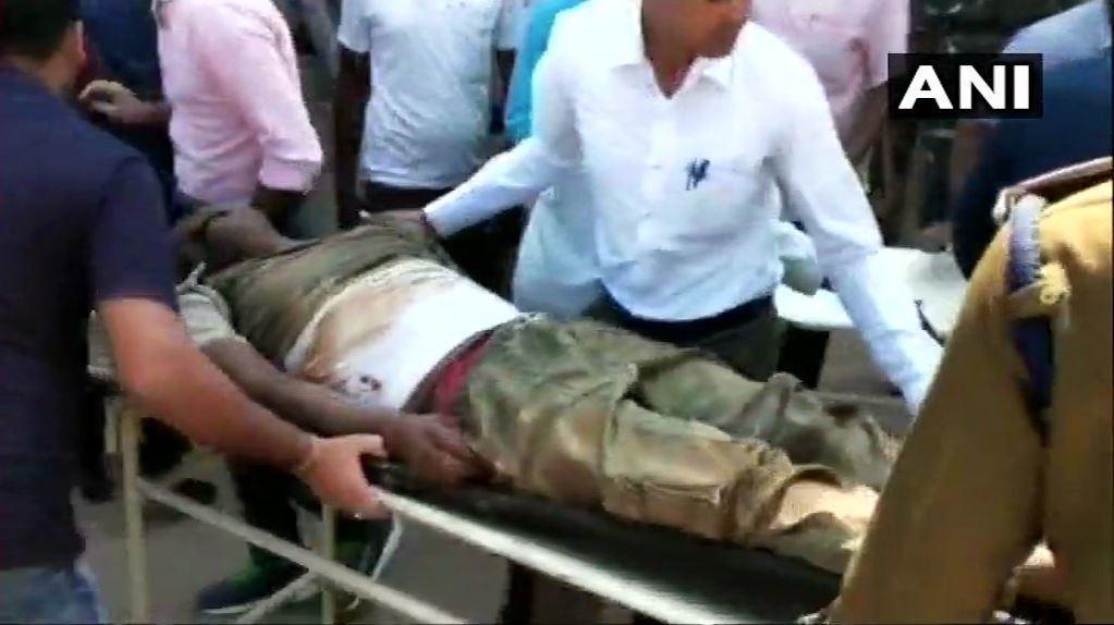 نکسلی حملے میں ایک کیمرہ مین اور دو پولیس اہلکار مارے گئے ہیں ،فوٹو: اے این آئی