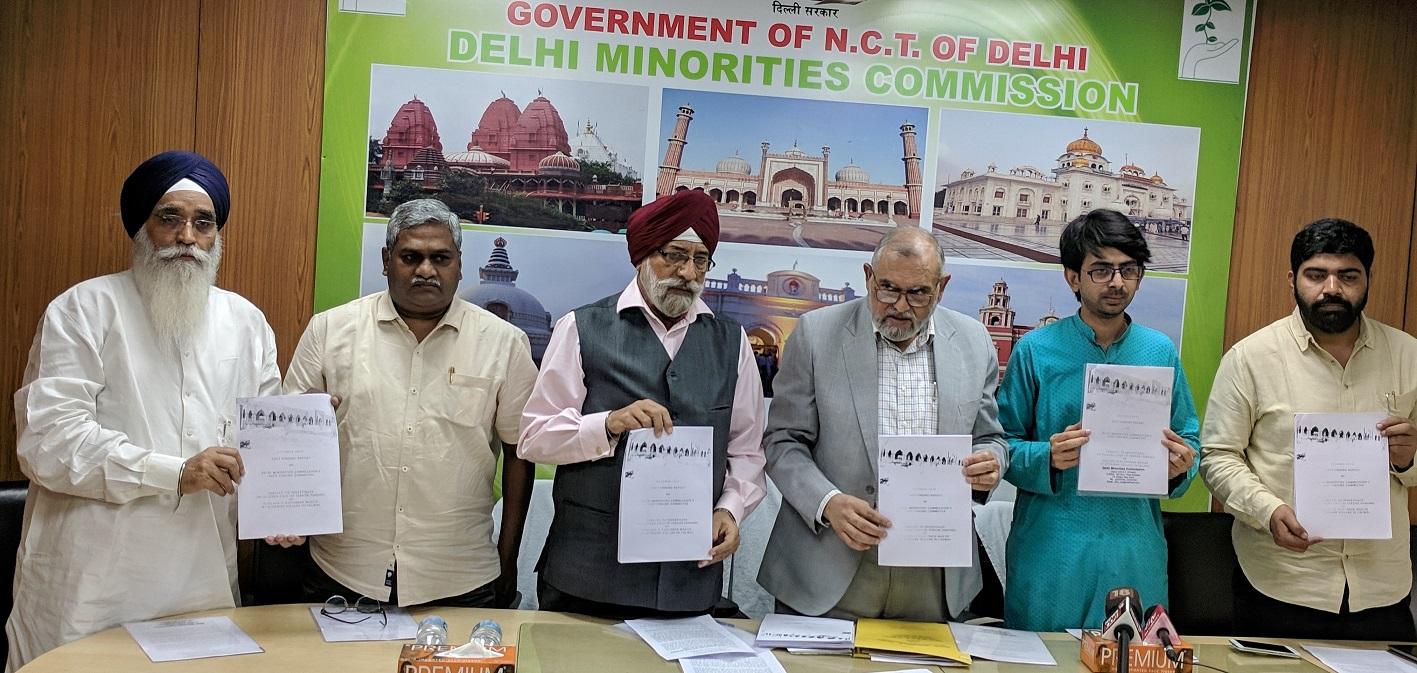 فوٹو: دہلی اقلیتی کمیشن