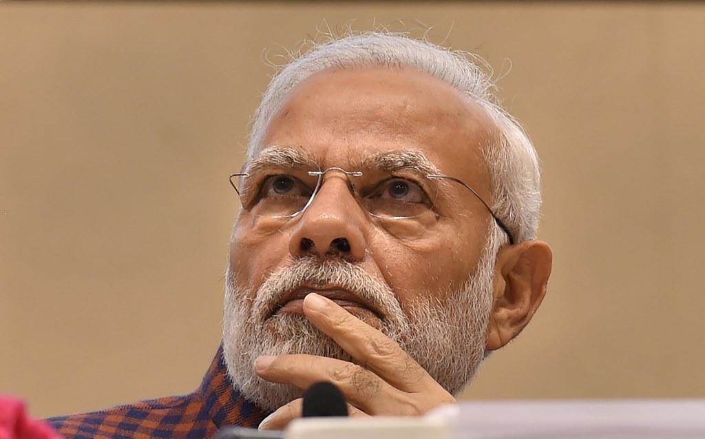 وزیر اعظم نریندر مودی/(فوٹو : پی ٹی آئی)
