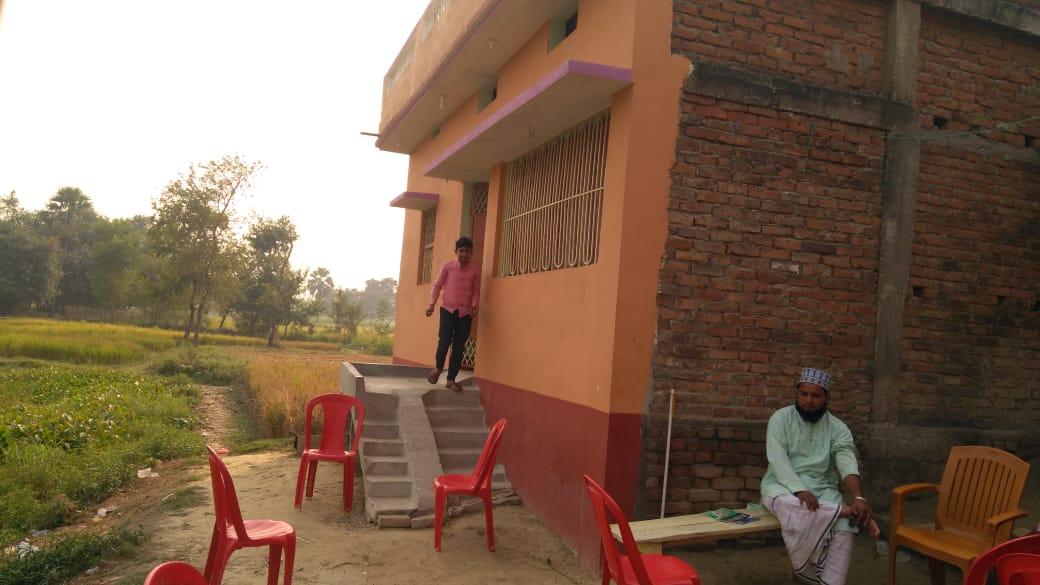 زین الانصاری کا گھر۔