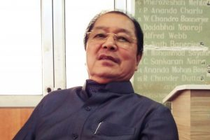 میزورم کے وزیراعلیٰ لال تھانہاولا (فوٹو : سنگیتا بروا پیشاروتی/دی وائر)