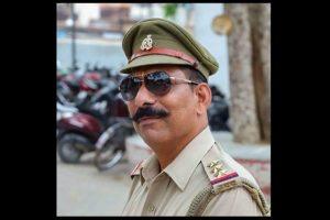 پولیس انسپکٹر سبودھ کمار، فوٹو: پی ٹی آئی