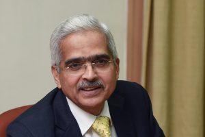 آر بی آئی کے نئے گورنر شکتی کانت داس (فوٹو : پی ٹی آئی)