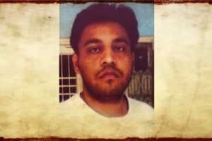 نجیب احمد (فوٹو بشکریہ : فیس بک)
