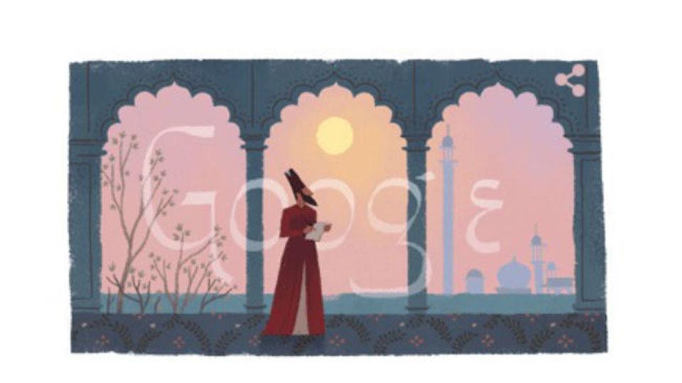mirza_ghalib_google_doodle