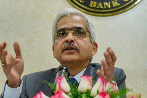 آر بی آئی گورنر شکتی کانت داس (فوٹو : پی ٹی آئی)