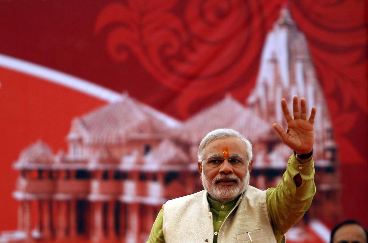 وزیر اعظم نریندر مودی (فوٹو : رائٹرس)