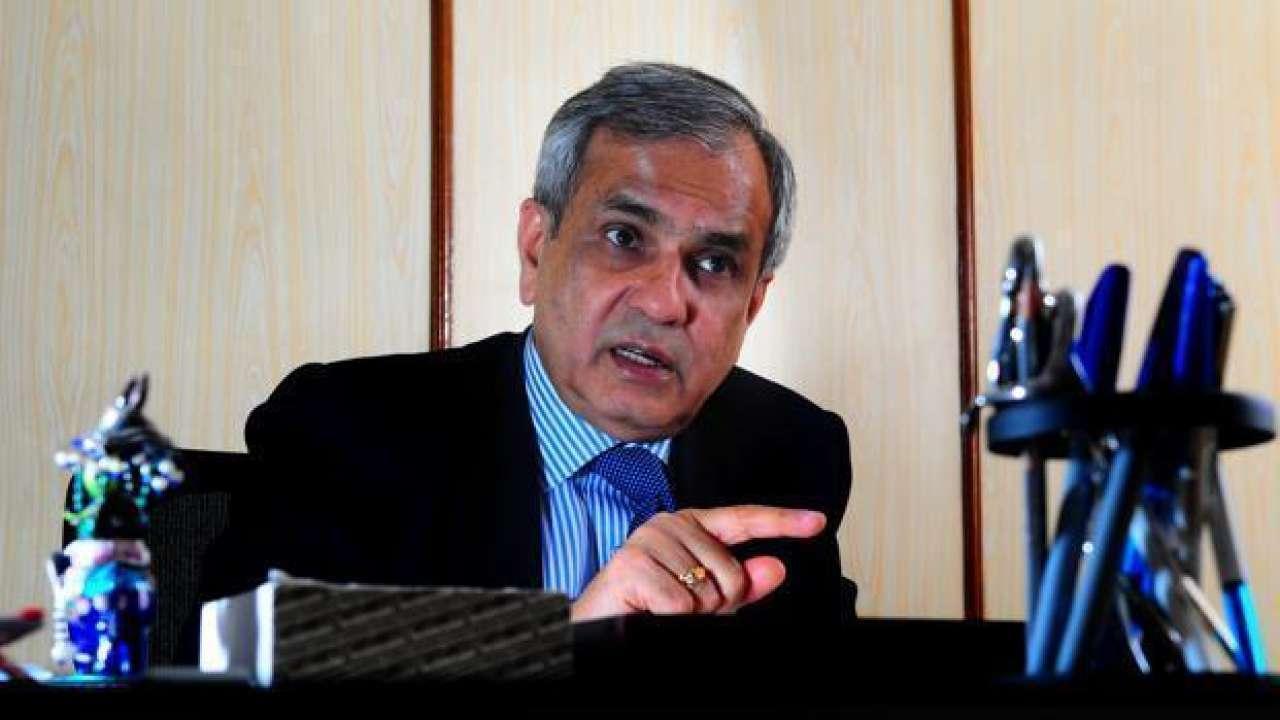 نیتی آیوگ کے نائب چیئر پرسن ، راجیو کمار، فوٹو: پی ٹی آئی