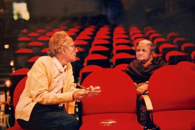 حبیب تنویر نیا تھیٹر، فوٹو بہ شکریہ، نگینہ تنویر