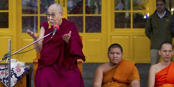 دلائی لاما/ فوٹو : پی ٹی آئی