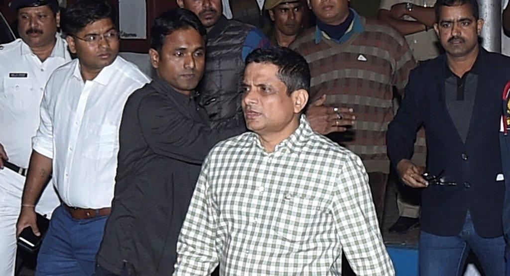 کولکاتہ کے سابق کمشنر راجیو کمار (فوٹو : پی ٹی آئی)