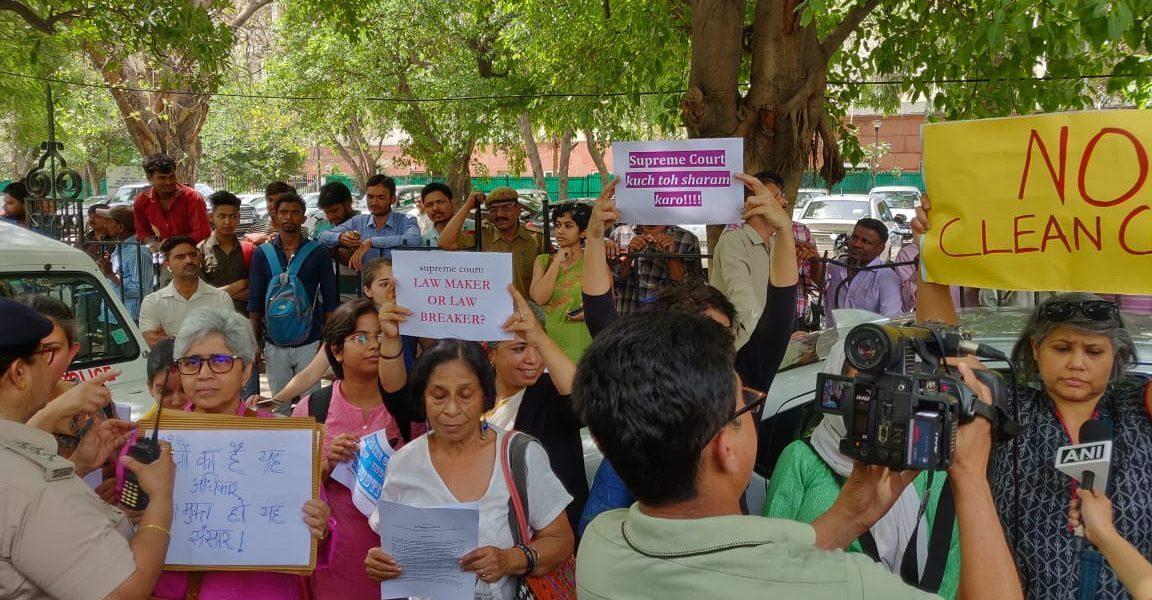 SC-Protest