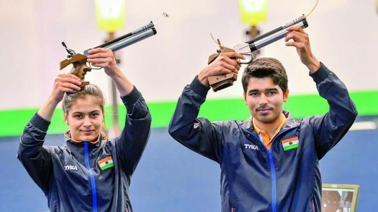 فوٹو بہ شکریہ: @India_All Sports