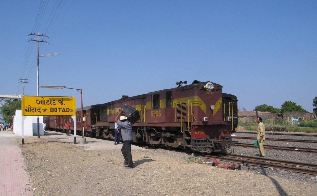(فوٹو بہ شکریہ : India Rail Info / VIC Lines)