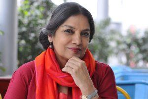 اداکارہ اور سماجی کارکن شبانہ اعظمی (فوٹو بہ شکریہ : فیس بک)