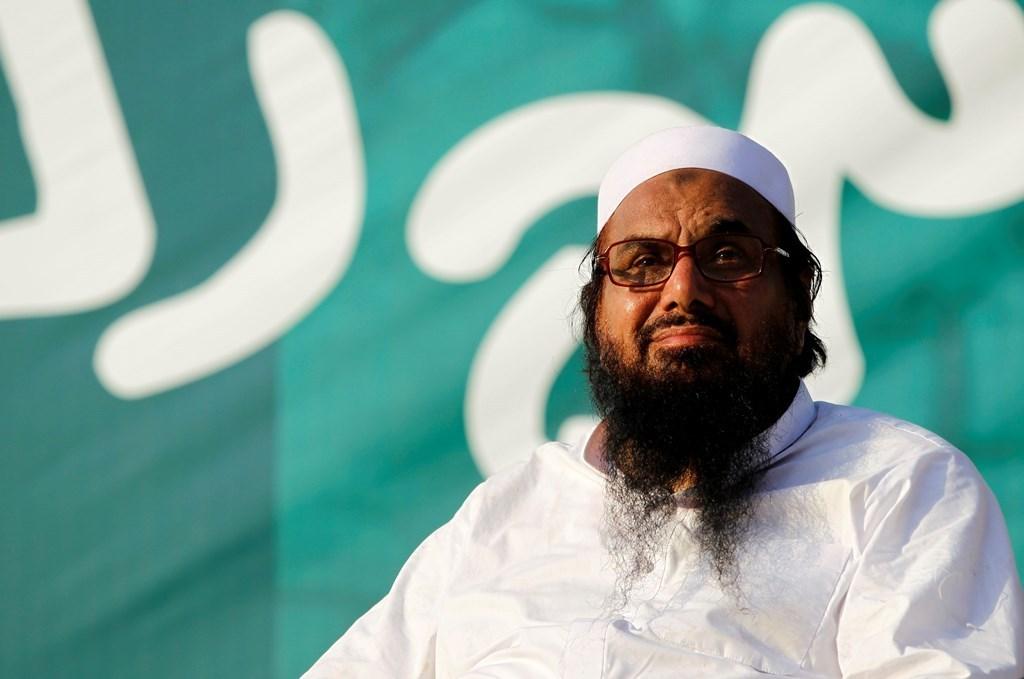 جے یو ڈی چیف حافظ سعید(فوٹو : رائٹرس)