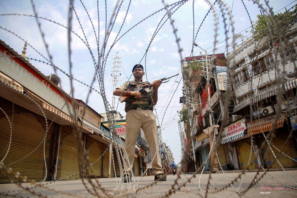جموں و کشمیر(فوٹو: پی ٹی آئی)