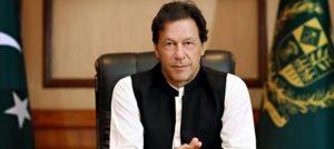 پاکستان کے وزیر اعظم عمران خان (فوٹو بہ شکریہ : ٹوئٹر / @PTIofficial)
