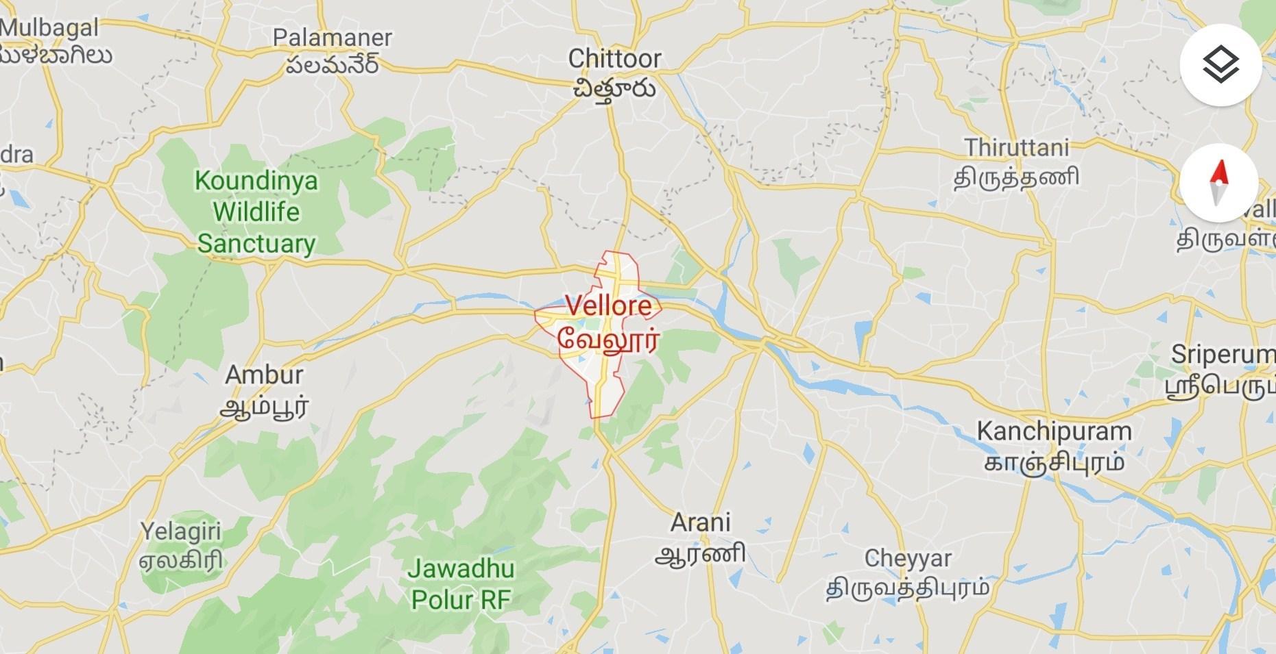 Vellore-Tamilnadu