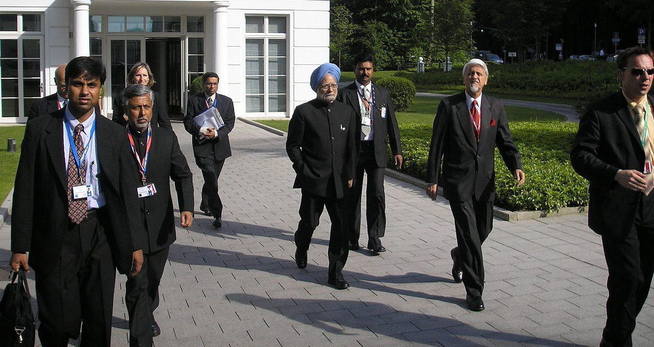 سابق وزیر اعظم منموہن سنگھ(فوٹو : وکی میڈیا کامنس)