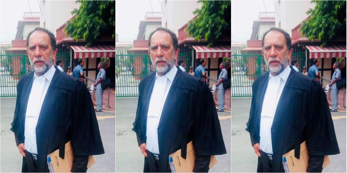 نذیر احمد رونگا(فوٹو : فیس بک)
