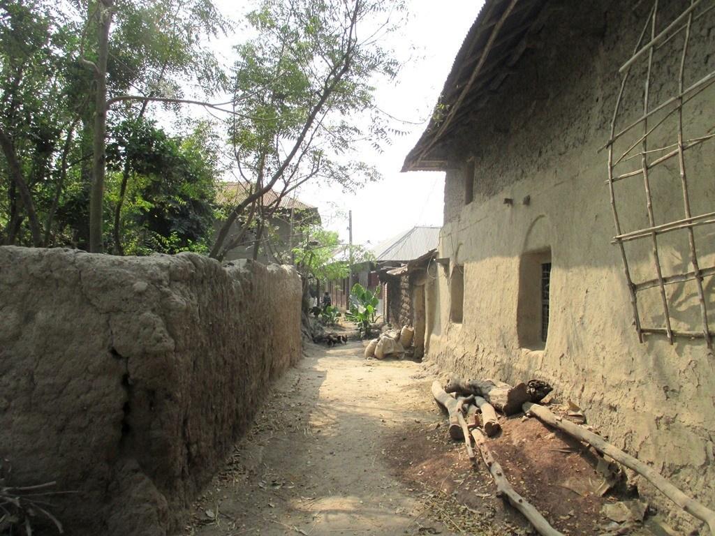 نوگاؤں ضلع کا ایک ہند اکثریتی گاؤں پتیسر(فوٹو : ابھیشیک رنجن سنگھ)