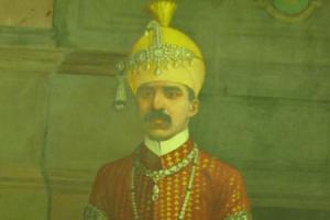 حیدرآباد کے آٹھویں نظام میر عثمان علی خان ، فوٹو: وکی میڈیا کامنس