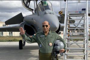 وزیر دفاع راجناتھ سنگھ (فوٹو : ٹوئٹر)