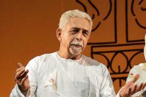 نصیر الدین شاہ(فوٹو : پی ٹی آئی)
