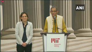 نوبل ایوارڈ جیتنے والے ہند نژاد امریکی اکانومسٹ ابھیجیت بنرجی( فوٹو: اے این آئی)