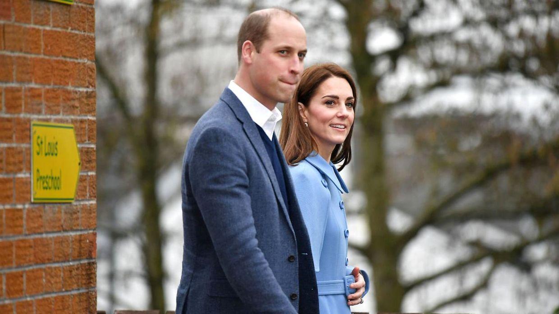 برطانوی شہزادہ ولیم اور شہزادی کیٹ، فوٹو: رائٹرس
