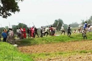 گزشتہ17 جولائی کو زمینی تنازعہ میں سون بھدرکے امبھا گاؤں میں 10 لوگوں کا قتل کر دیا گیا تھا(فوٹو بہ شکریہ: ویڈیوگریب)
