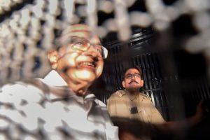 کانگریس رہنما پی چدمبرم (فوٹو : پی ٹی آئی)